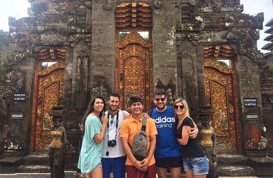 Bali English Driver