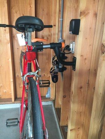 Waldport, OR: Bike Repair Station
