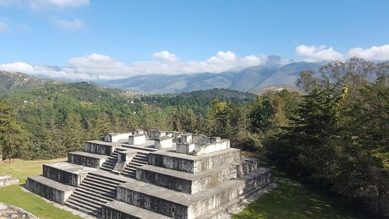 Huehuetenango, Guatemala: Parte del señorío Mam