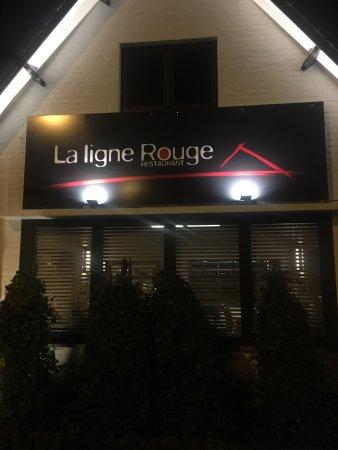 Lasne, Belgium: La Ligne Rouge