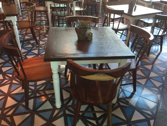 Table And Chairs In Mercado De Dolores Picture Of Hotel Marina El Cid Spa Beach Resort Puerto Morelos Tripadvisor