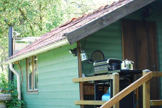 Ecurey-en-Verdunois, Frankrike: La chambre du jardin, avec une cuisine extérieur
