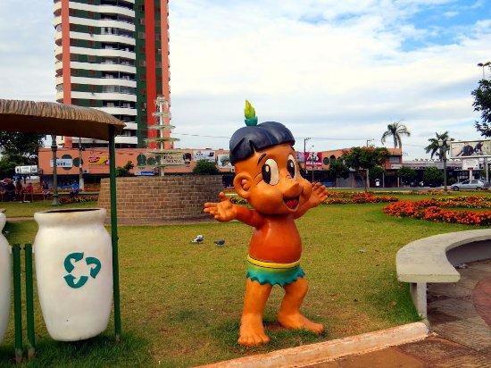 Praca Miguel Rossafa: Símbolo da cidade