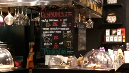 La tortilla de sen n madrid coment rios de restaurantes - Gourmet experience goya ...