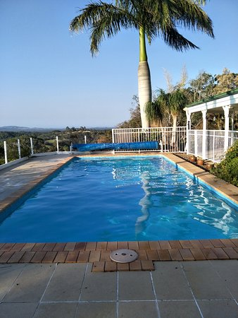 Cooroy, Australia: A beautiful view and a such a relaxing spot for a swim.