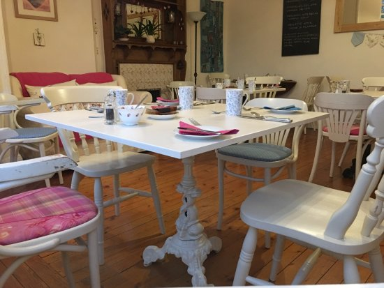 Peterculter, UK : Breakfast Room