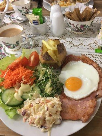 Dereham, UK: Excellent presentation and tasted divine 😊