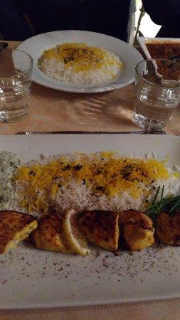 Restaurant Lyon Le Petit Persan