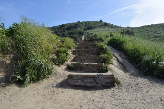 Culver City, CA: The stairs