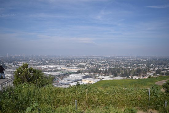 Culver City, CA: some of the view