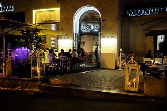 Gotha Roma Rome Parioli Menu Prices Restaurant