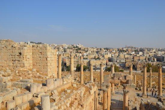 Ruïnes van Jerash: Просто волшебное место