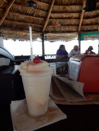 Sugarloaf Key, Φλόριντα: pina colada