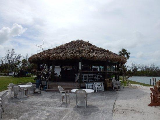 Sugarloaf Key, FL: tiki bar