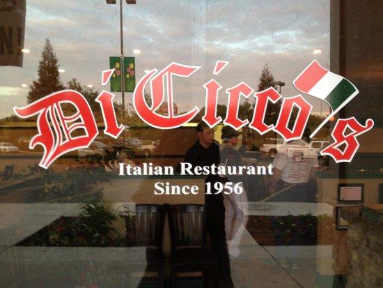 Kingsburg, Καλιφόρνια: DiCicco's