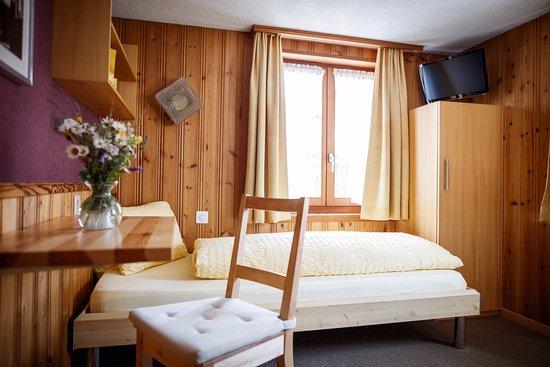 Ulrichen, สวิตเซอร์แลนด์: Einzelzimmer