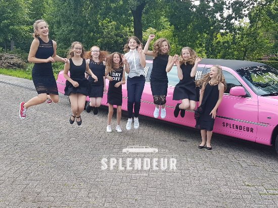 Splendeur Limousines: Something for your kids?