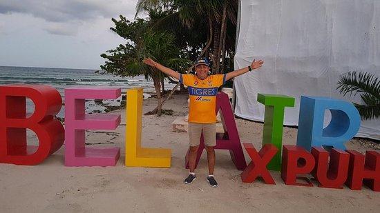 Bel Air Collection Xpu Ha Riviera Maya: a la orilla de la playa