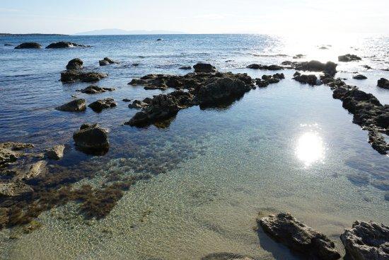 Kastraki, Greece: pretty beach