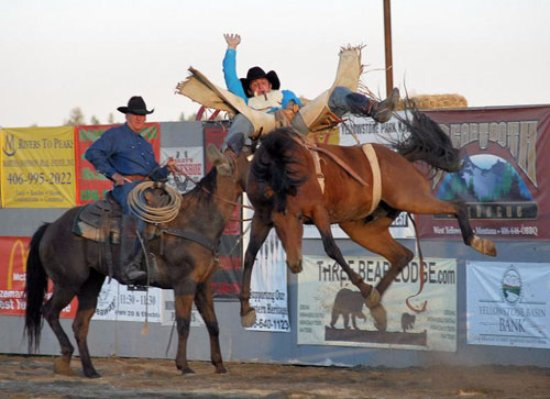 Yellowstone Rodeo West Yellowstone 2018 All You Need
