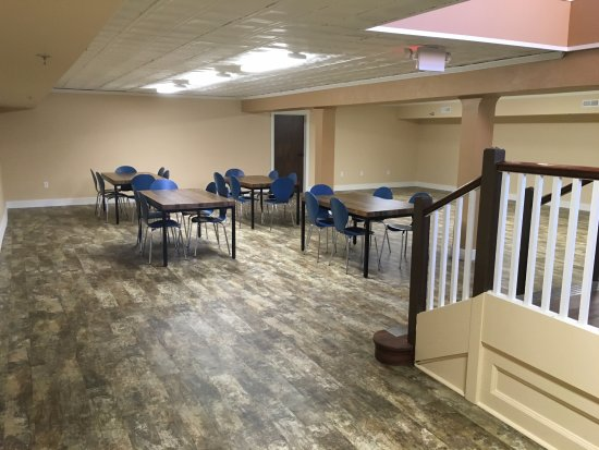 Winona, MN: Hold a party or a meeting in their event space