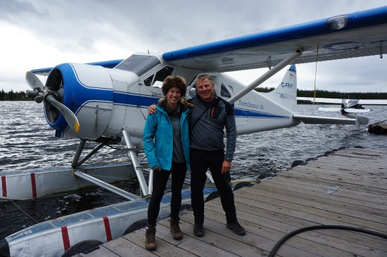 Pemberton, Kanada: Flying Into The Wilderness Canadian Style - Flying Beavers