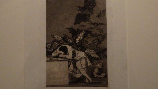 Fuendetodos, สเปน: el famoso sueño de la razón...