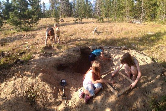 Polaris, MT: A family friendly adventure.