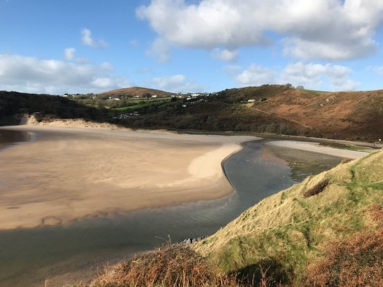 three cliffs bay swansea all you need to know before. Black Bedroom Furniture Sets. Home Design Ideas