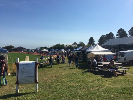 PORT FAIRY FARMERS MARKET
