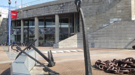 Museo Marítimo Ría de Bilbao: Museo Maritimo Ria de Bilbao