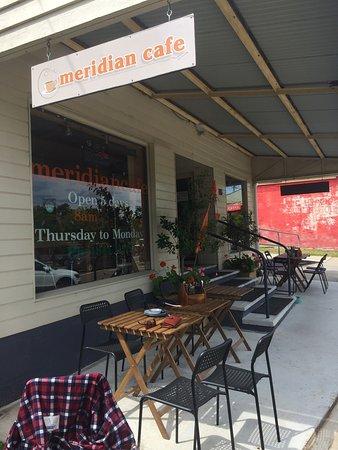 Meridian Cafe