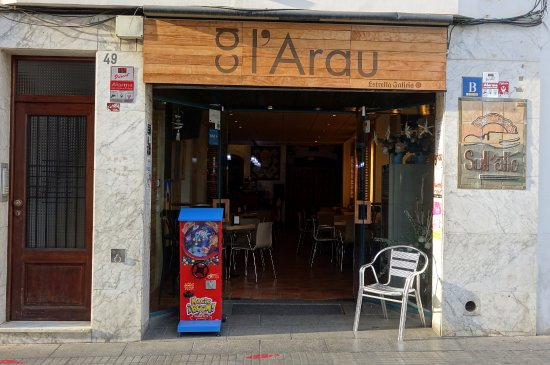 Sant Pol de Mar, إسبانيا: Puerta de entrada.