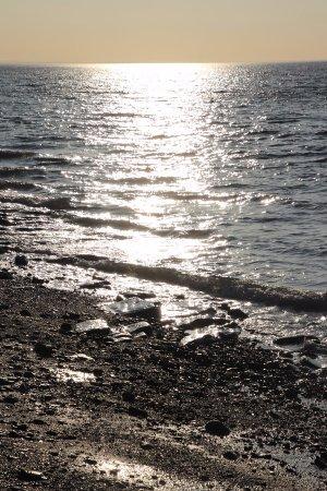 Arisaig Provincial Park : The golden ocean