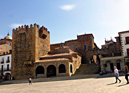 Torre de Bujaco: Torre