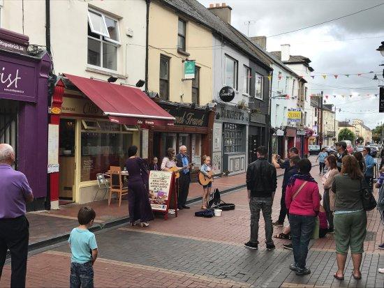 Clonmel, Irland: Cibo Fresco - Italian Restaurant