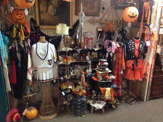 Riverside, Califórnia: Many displays