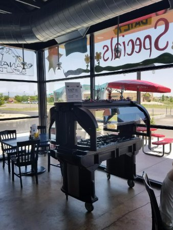 Pueblo West, CO : New! All you can eat salad bar!