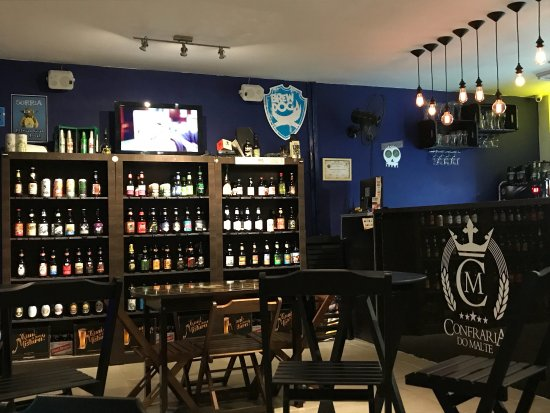 ‪Confraria do Malte Beer Pub‬