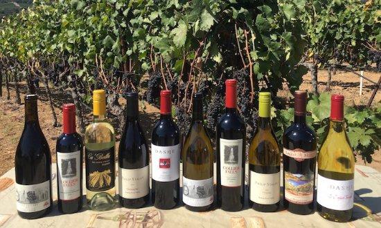 Χίλντσμπεργκ, Καλιφόρνια: A Selection of our wine labels