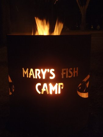 Mary 39 s fish camp weeki wachee fl campground reviews for Marys fish camp fl