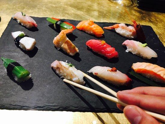Ishi Restaurant Fusion Milan Ticinese Restaurant