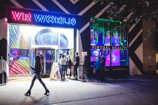 ‪VR World NYC‬