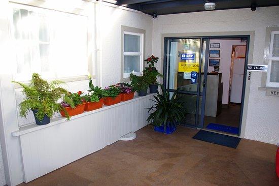 Levin, Nueva Zelanda: Lobby Area