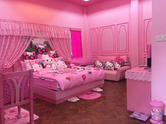 hello kitty room picture of gracious bagan hotel bagan tripadvisor rh tripadvisor ca hello kitty bedroom for baby hello kitty bedroom set