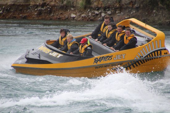 Jet Boats Nz North Island