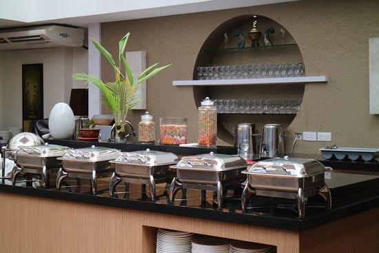 Kampong Jerudong, Brunei Darussalam: Starz Lounge