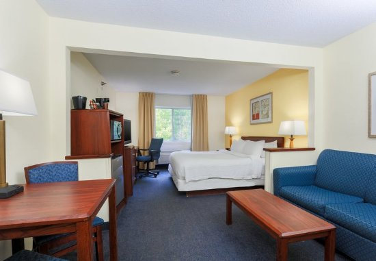 Warren, OH: Executive King Suite