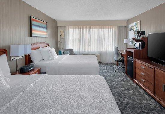 Basking Ridge, Νιού Τζέρσεϊ: Executive Queen/Queen Guest Room