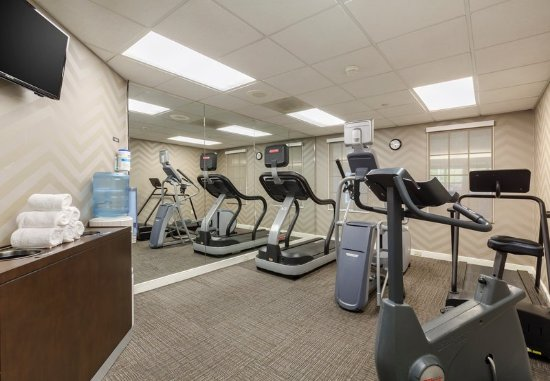 Residence Inn Kansas City Olathe: Fitness Center